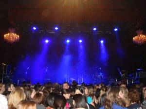 The Fillmore Stage