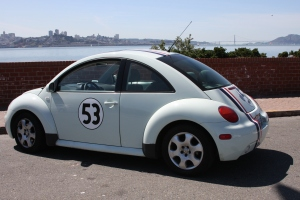 Herbie by the Bay