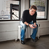 Peter Shankman, 2nd day keynote at ASE09