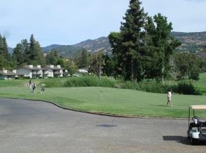 Golf facility