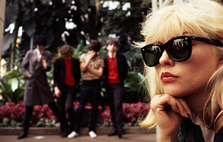 Blondie. ©Michael Zagaris.