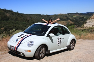 My Daughter & Herbie